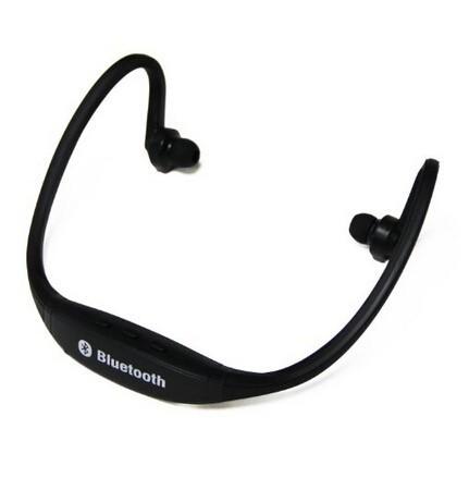 sport bluetooth headset med mikrofon. Black Bedroom Furniture Sets. Home Design Ideas