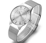 Klocka Readeel -Mesh strap/ Silver