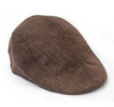 Keps Vintage -Brun