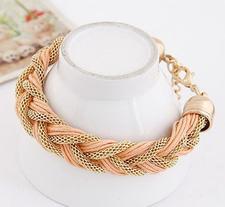 Armband Rosa/Guld