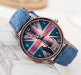 Klocka - Brittania