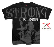 T-shirt -Strong Soldier-