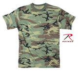 Kids T-shirt -Camo