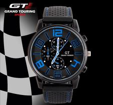 Klocka - Grand Touring GT -Blå