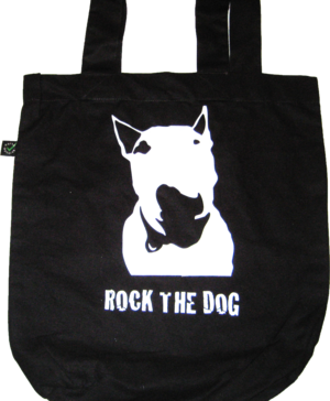 Tote bag -Rock the dog