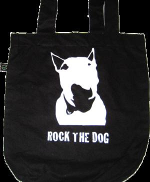 Tote bag -Rock the dog