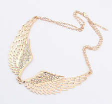 "Halsband ""Angel Wings"""