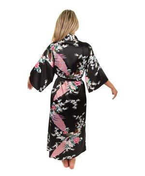 Kimono Lång variant -Svart