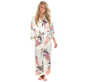 Kimono Lång variant -Vit