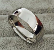 Ring i Platinumplätering