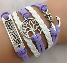 "Armband ""Best friend"""