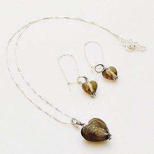 Dag och Natt - Smyckeset Murano