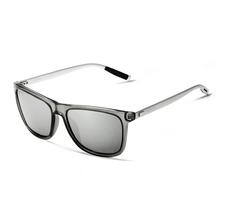 VEITHDIA Sunglasses -Transparent & Gray Unisex