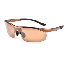 AOFLY Sunglasses -Brown frame & Brown lens
