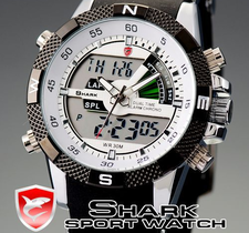 SHARK Sport Watch - Porbeagle Shark