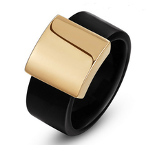 "Ring ""Black Gold"""