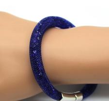 "Armband ""Stardust"" -Deep Blue"