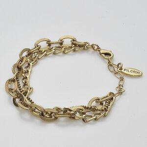Pilgrim - Armband -Matt metall