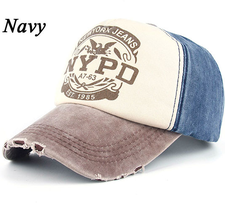 Keps NYPD -Navy