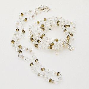 Dag och Natt - Smyckeset Kristall