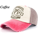 Keps NYPD -Coffe
