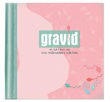 Gravid – en fyll-i-bok om nio månaders väntan