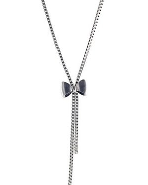 Bijoux By Us -Halsband Bow chain necklace