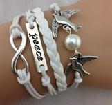 """Armband """"Peace"""""""
