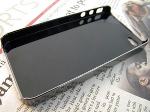 Hardcase iPhone 4 -Brons
