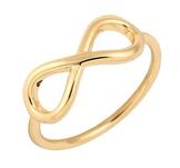 """Ring """"Eternity"""" i 18K Guldplätering"""