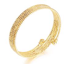 Armband i 18 K Guldplätering