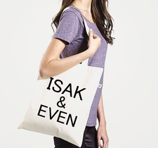SKAM Isak & Even -Totebag