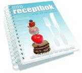 Min receptbok – en fyll-i-bok med mina recept