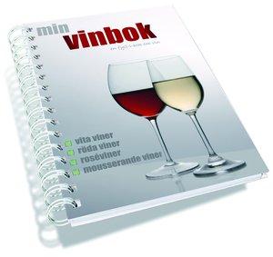 Min vinbok – en fyll-i-bok om vin