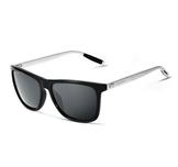 VEITHDIA Sunglasses -Black & Grey Unisex