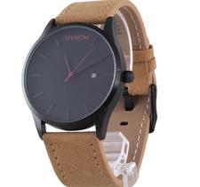 Klocka - MVMT  Svart/Sand