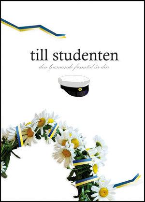 Till Studenten -Fyll i bok