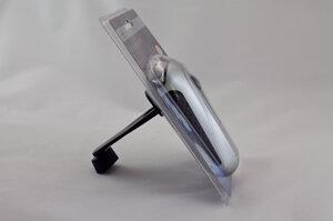 Dynamodriven LCD-lampa
