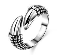 """Ring """"Claw""""  i Rostfritt stål"""