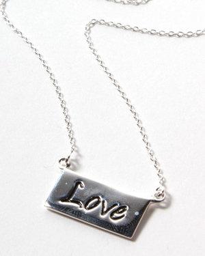 Perla - Halsband Love