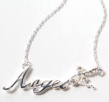Perla - Halsband Angel