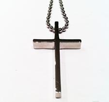 """Halsband """"Cross"""" med 925 Silverplätering"""