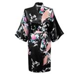 Kimono Kort variant -Svart