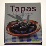 Bok -Tapas -små temperamentsfulla och typiskt spanskt